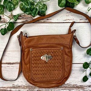 Steve Madden Women's Leather Crossbody Bag